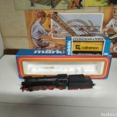 Trenes Escala: CARBONERA MARKLIN 3005 CON UN VAGÓN. Lote 285765643