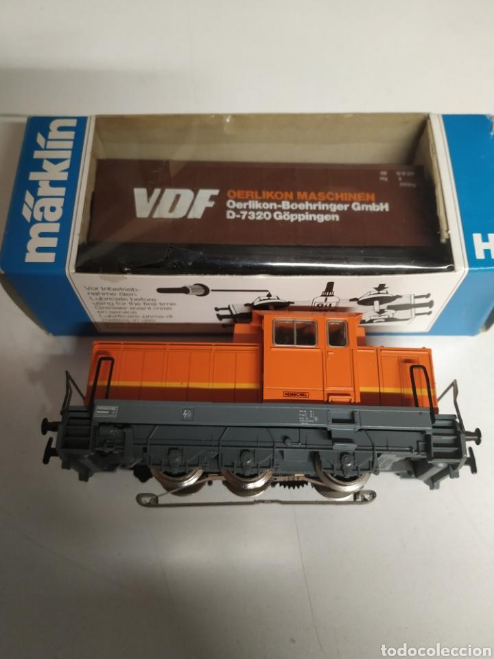Trenes Escala: Locomotora marklin Henschel - Foto 7 - 285766258