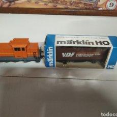 Trenes Escala: LOCOMOTORA MARKLIN HENSCHEL. Lote 285766258