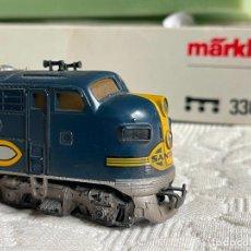 Treni in Scala: MARKLIN H0 LOCOMOTORA AMERICANA SANTA FE REFERENCIA 3362. Lote 287776478