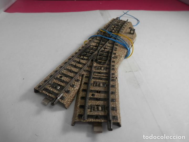 Trenes Escala: DESVIO ESCALA HO DE MARKLIN - Foto 7 - 287803488