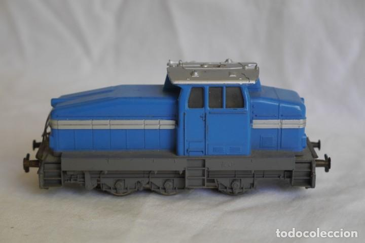 Trenes Escala: Locomotora diesel Marklin Henschel DHG 500 Escala H0 - Foto 2 - 287991923