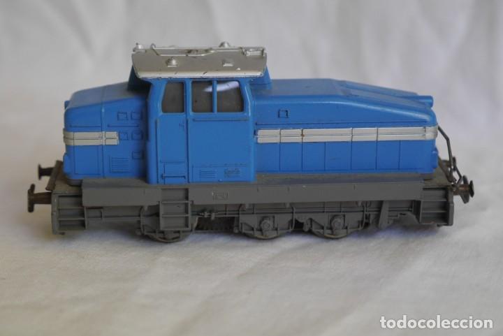 Trenes Escala: Locomotora diesel Marklin Henschel DHG 500 Escala H0 - Foto 4 - 287991923