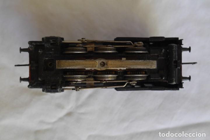Trenes Escala: Locomotora de vapor Marklin 89005 + vagón deposito BP, H0 - Foto 7 - 287992258