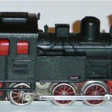 Trenes Escala: MARKLIN HO, LOCOMOTORA DE VAPOR ANTIGUA ANALÓGICA REF.3029 (3), DIGITAL OPCIONAL. Lote 288171803