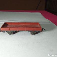 Trenes Escala: VAGÓN BORDE BAJO ESCALA HO DE MARKLIN. Lote 288397003