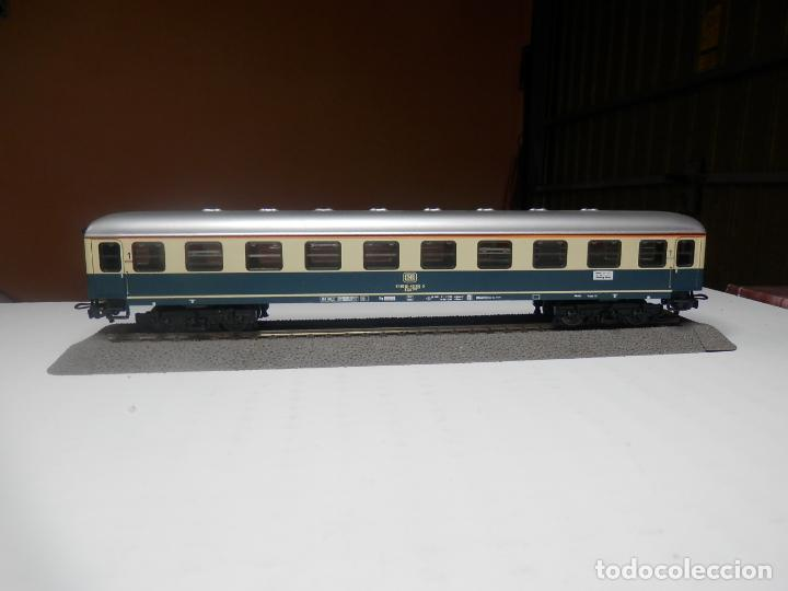 VAGÓN PASAJEROS DE LA DB ESCALA HO DE MARKLIN (Juguetes - Trenes a Escala - Marklin H0)