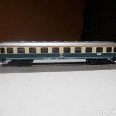 Trenes Escala: VAGÓN PASAJEROS DE LA DB ESCALA HO DE MARKLIN. Lote 289016608