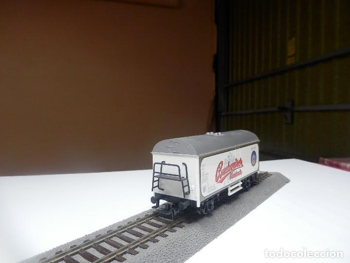 Trenes Escala: VAGÓN CERRADO ESCALA HO DE MARKLIN - Foto 4 - 289017338