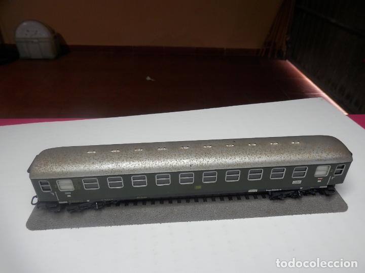 Trenes Escala: VAGÓN PASAJEROS DE LA DB ESCALA HO DE MARKLIN - Foto 9 - 289017508