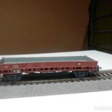 Trenes Escala: VAGÓN BORDE BAJO ESCALA HO DE MARKLIN. Lote 289017693