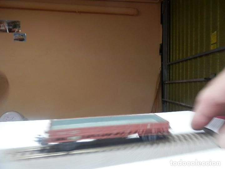 Trenes Escala: VAGÓN BORDE BAJO ESCALA HO DE MARKLIN - Foto 2 - 289017788