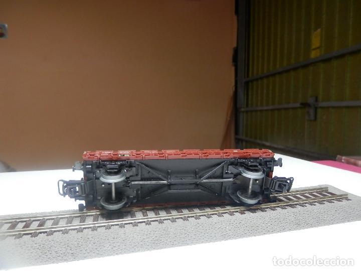 Trenes Escala: VAGÓN BORDE BAJO ESCALA HO DE MARKLIN - Foto 3 - 289017788