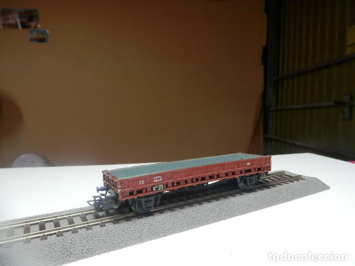 Trenes Escala: VAGÓN BORDE BAJO ESCALA HO DE MARKLIN - Foto 6 - 289017788