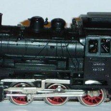 Trenes Escala: MARKLIN HO, LOCOMOTORA DE VAPOR MUY ANTIGUA REF.3000 89028, DIGITAL OPCIONAL. Lote 289203503