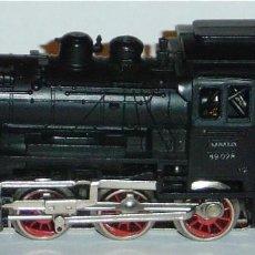 Trenes Escala: MARKLIN HO, LOCOMOTORA DE VAPOR MUY ANTIGUA REF.3000 89028 (7), DIGITAL OPCIONAL. Lote 289205218