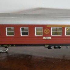 Trenes Escala: MARKLIN ANTIGUO VAGÓN PASAJEROS 4030. CON CAJA ORIGINAL.. Lote 289286398