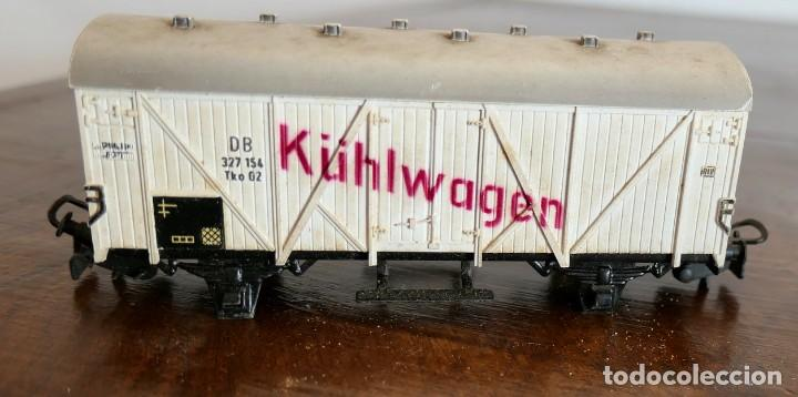 MARKLIN VAGON KUHLWAGEN (Juguetes - Trenes a Escala - Marklin H0)