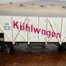 Trenes Escala: MARKLIN VAGON KUHLWAGEN. Lote 289437003