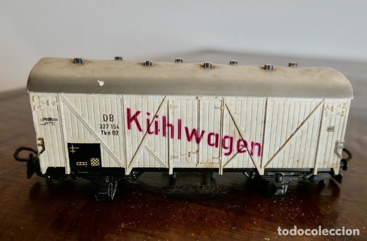 Trenes Escala: MARKLIN VAGON KUHLWAGEN - Foto 3 - 289437003