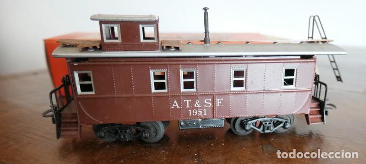 Trenes Escala: VAGON MARKLIN HO REF 4570 - Foto 4 - 289439103