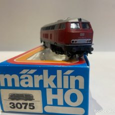 Trenes Escala: LOCOMOTORA MARKLIN H0. DIÉSEL DB. ORIGINAL. DIGITAL.. Lote 289617408