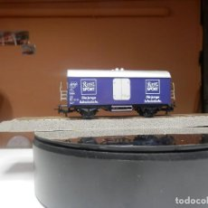 Trenes Escala: VAGÓN CERRADO ESCALA HO DE MARKLIN. Lote 289853453