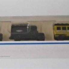 Trenes Escala: MARKLIN SET DE CAMIONES DE CORREO REF.1898. Lote 290090108