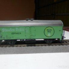 Trenes Escala: VAGÓN CERRADO ESCALA HO DE MARKLIN. Lote 290095378