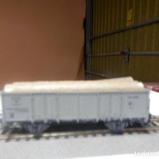 Trenes Escala: VAGÓN BORDE ALTO ESCALA HO DE MARKLIN. Lote 290096673