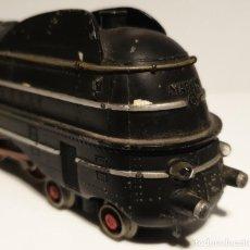 Trenes Escala: MAQUINA DE TREN MARKLIN TAL CUAL SE VEN EN LAS FOTOS, NO SE SI FUNCIONA, NO PROBADA. Lote 294490293