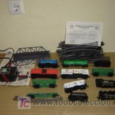 Trenes Escala: TREN DE MERCANCIAS ITALIANO. Lote 4661709