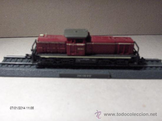 MAQUINA DE TREN ---- 290 DB B´B´-- ESCALA N - SIN FUNCION (Juguetes - Trenes Escala N - Otros Trenes Escala N)