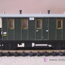 Trenes Escala: VAGON MINITRIX TRIX WESTERN GERMANY ESCALA N. Lote 54669694