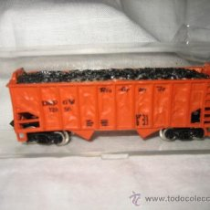 Trenes Escala: VAGON DE MERCANCIAS MADE IN YUGOSLAVIA RIO GRANDE D&RGW. Lote 25729082