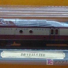 Trenes Escala: TREN LOCOMOTORA DE COLECCIÓN. DB VT-11.5 TEE DE ALEMANIA. ESCALA N. PRECINTADO.. Lote 14622829