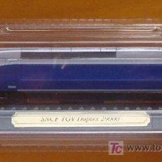 Trenes Escala: TREN LOCOMOTORA DE COLECCIÓN. SNCF TGV DUPLEX 29000 DE FRANCIA. ESCALA N. PRECINTADO.. Lote 14622850