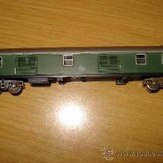 Trenes Escala: FURGON CORREOS DB DE MINITRIX, EN -N-. Lote 24875915