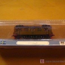 Trenes Escala: TREN LOCOMOTORA DE COLECCIÓN. 1-C-1 CLASE D DE FINLANDIA. ESCALA N. PRECINTADO.. Lote 14745752