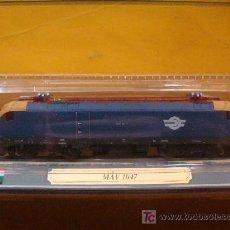 Trenes Escala: TREN LOCOMOTORA DE COLECCIÓN. MAV 1047 DE HUNGRÍA. ESCALA N. PRECINTADO.. Lote 14746002