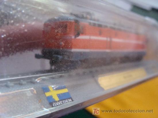 Trenes Escala: TREN LOCOMOTORA DE COLECCIÓN. RC4 B-B DE FINLANDIA. ESCALA N. PRECINTADO. - Foto 3 - 14745736