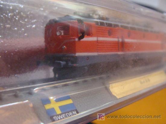 Trenes Escala: TREN LOCOMOTORA DE COLECCIÓN. RC4 B-B DE FINLANDIA. ESCALA N. PRECINTADO. - Foto 4 - 14745736