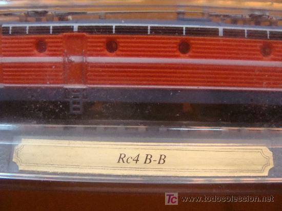 Trenes Escala: TREN LOCOMOTORA DE COLECCIÓN. RC4 B-B DE FINLANDIA. ESCALA N. PRECINTADO. - Foto 6 - 14745736