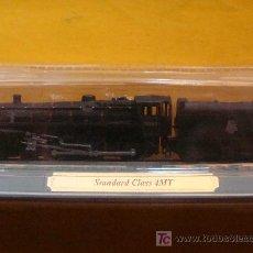 Trenes Escala: TREN LOCOMOTORA DE COLECCIÓN. STANDARD CLASS 4MT DE INGLATERRA. ESCALA N. PRECINTADO.. Lote 14746200
