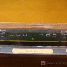 Trenes Escala: TREN LOCOMOTORA DE COLECCIÓN. DELTIC CLASS 55 INGLATERRA. ESCALA N. PRECINTADO.. Lote 14746225