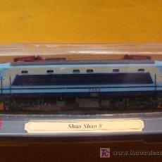 Trenes Escala: TREN LOCOMOTORA DE COLECCIÓN. SHAO SHAN 8 DE CHINA. ESCALA N. PRECINTADO.. Lote 14746265