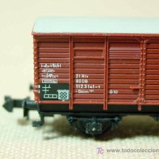 Trenes Escala: VAGON TRIX, ESC N, WEST GERMANY. Lote 15887914