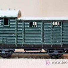 Trenes Escala: VAGON TRIX, ESC N, WEST GERMANY. Lote 15887956