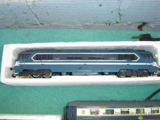 Trenes Escala: tren de mercancias y de pasajero escala N-475 - Foto 2 - 16263312