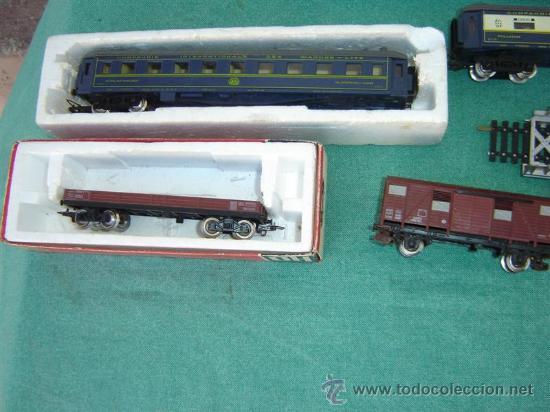 Trenes Escala: tren de mercancias y de pasajero escala N-475 - Foto 5 - 16263312